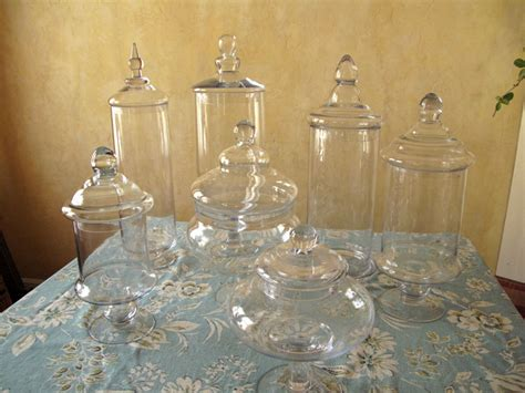 Glass Vases For Candy Bar Candy Bar Containers Palais Glassware Clear Glass
