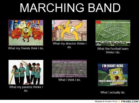 Marching Band Memes - marching band memes marchngbndmemes twitter