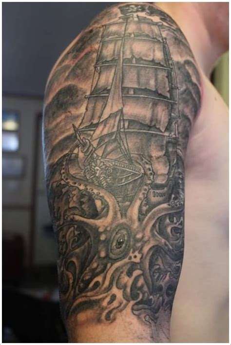 nautical sleeve tattoo designs 20 nautical images pictures and designs