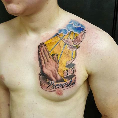 small biblical tattoos 60 heartwarming christian designs and ideas