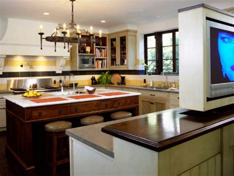 kitchen island chandeliers 7 ideas for using chandeliers in the house