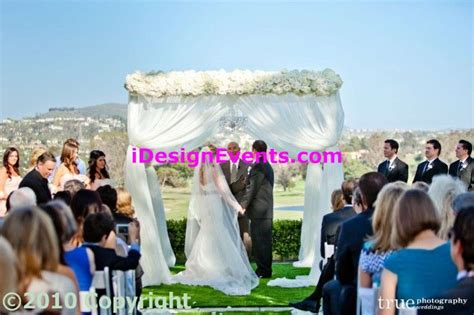 Wedding Arch Rental Bay Area by Bay Area Decor Ceremony Arch Rentals Ceiling Draping