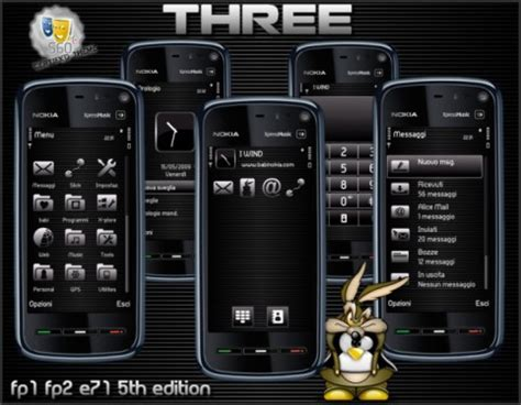 theme maker nokia 5800 5800 themes nokia