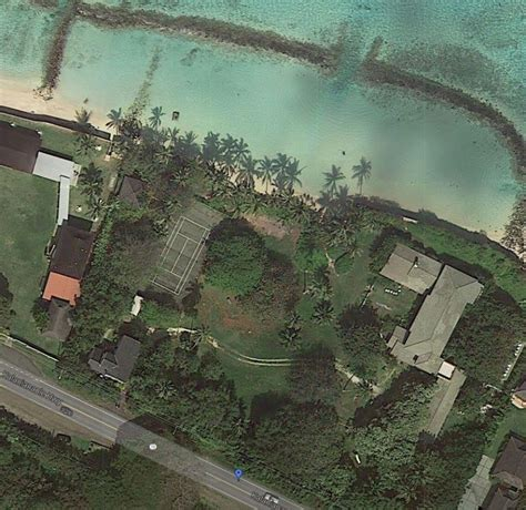 obama hawaii home obama buys hawaii home same home where magnum p i was