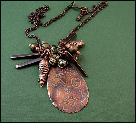 etched metal jewelry beading jewelry magazines bead button jewelry