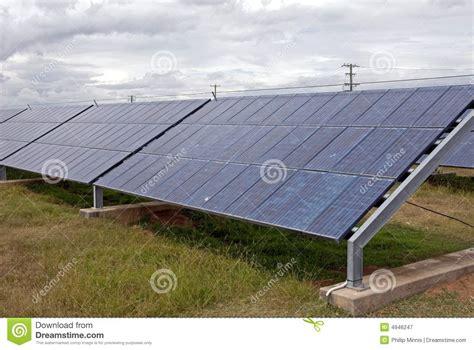 solar panels royalty free stock photography image 4946247
