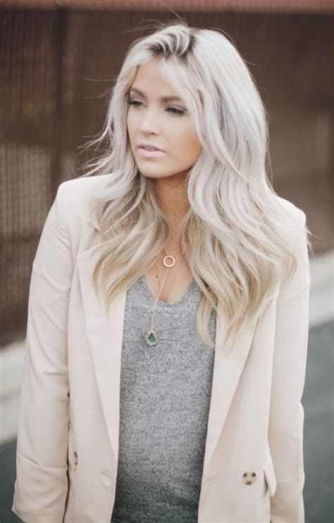 blond shades of haircolor for women over 60 78 grey hairstyles to try for a hot new look