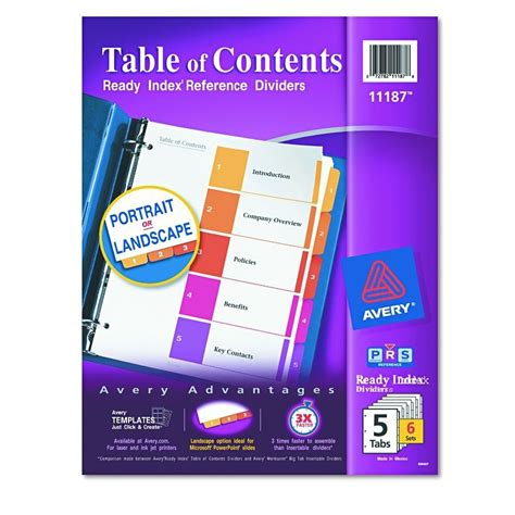 word 2013 table of contents template 99 binder table of contents template word 2013 table of