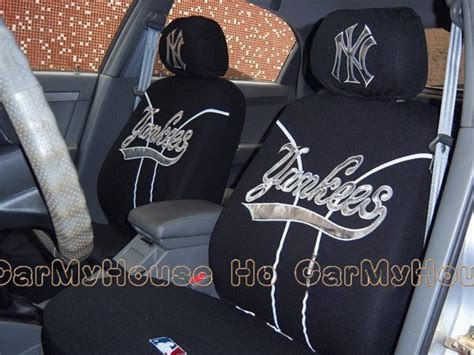 new york yankees car seat covers ebay