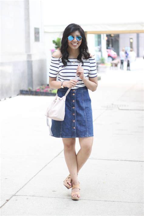 Nordstrom Giveaway - denim skirt nordstrom giveaway rd s obsessions