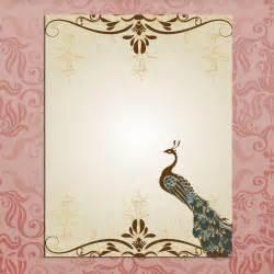 Blank Invitation Cards Templates Blank Wedding Invitation Templates Free Download Wedding