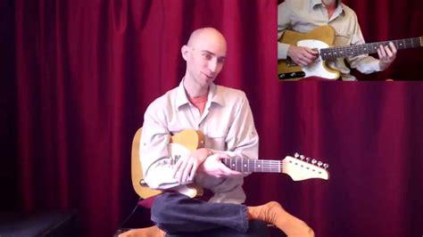 Pedro Monk walking bass melod 237 a chord melody sobre blue monk