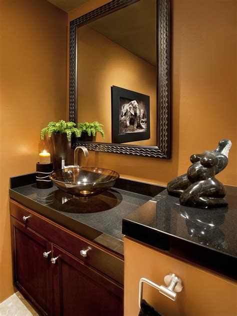 warm colors for bathroom 12 designer bathrooms for less