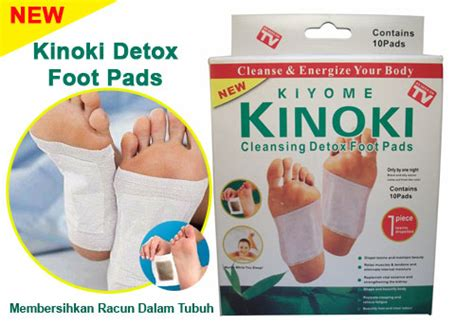 Kinoki Detox Foot Pads Patches by Kinoki Detox Foot Pads Patches With 10 Pads Adhesive