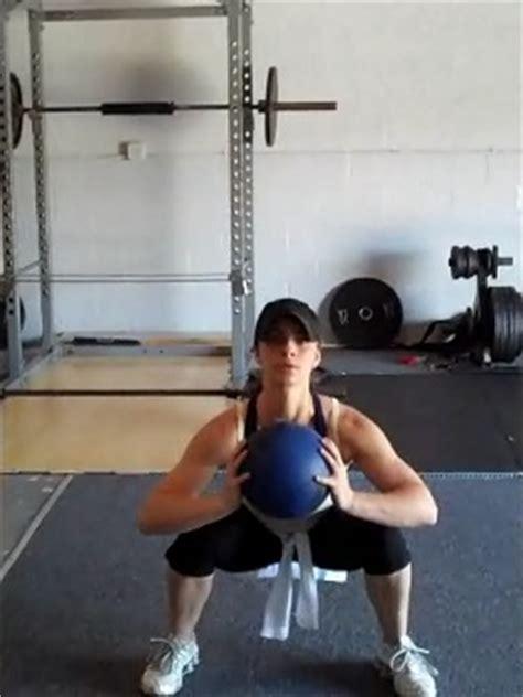 critical bench exercises medicine ball squats exercise video exle