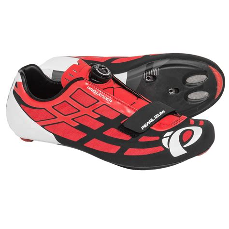 pearl bike shoes pearl izumi p r o leader ii road cycling shoes for