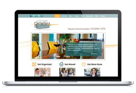 the make room website let s make room laurel print web design