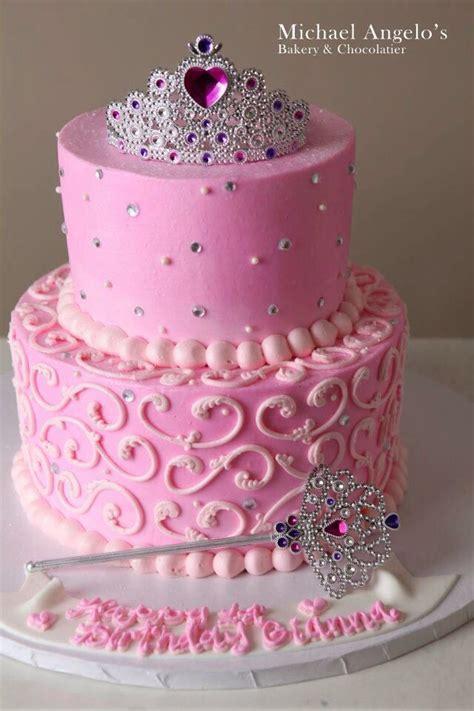 girl birthday cakes ideas  pinterest bday cakes  girls  birthday