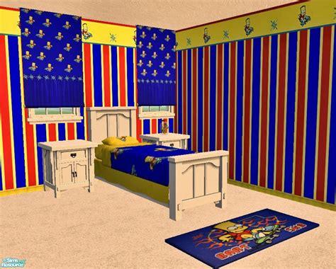 miss simpleton s bart bedroom set by simpleton
