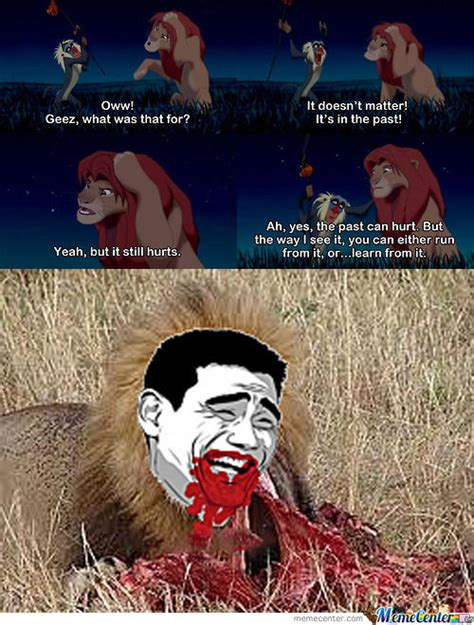 The Lion King Meme - lionking gone mad by stefanmichaelaaron gonitzer meme center