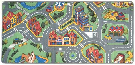 Car Mat Play by Streets Play Mats For Play Rug For Cars More