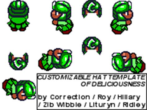 hat template graal hat for hats for graal 4 by
