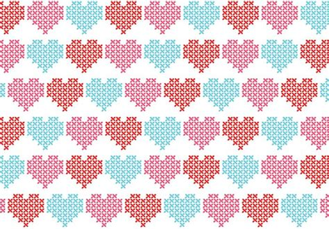 pattern photoshop heart cross stitch heart pattern free photoshop brushes at