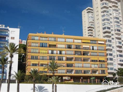 appartments benidorm flat apartments for rent in benidorm iha 76242