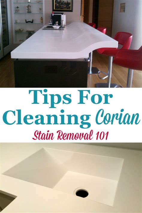 How To Clean Corian Countertops by Tips For Cleaning Corian