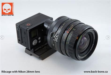 Gopro Lensa gopro interchangeable lens system