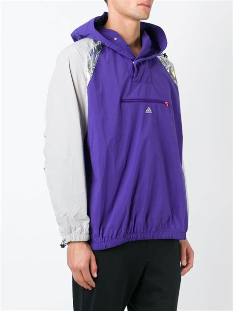 Jaket Adidas Parasut Pink Lyst Adidas Originals Adidas X Kolor Jacket In