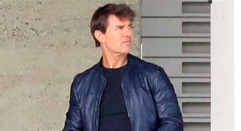 Tom Cruise Attacks Nyc by Tom Cruise Mission Impossible 6 Near Attacks