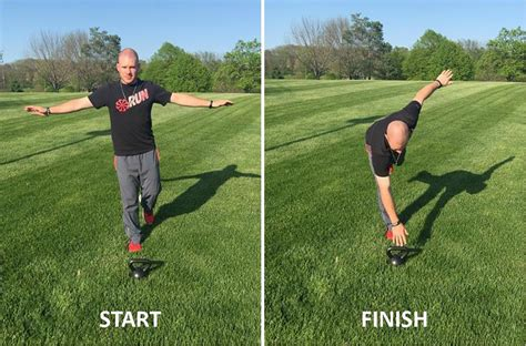 golf swing workout 5 kettlebell exercises to improve your golf game kansas