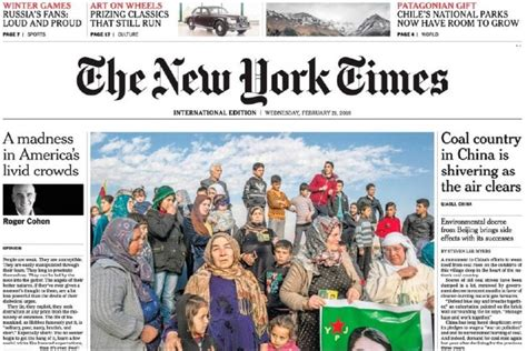 Pdf Free New York Times Subscription For Students by The New York Times International 21 02 2018 Pdf