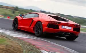 Lamborghini Aventador Rear Lamborghini Aventador Automobile Magazine
