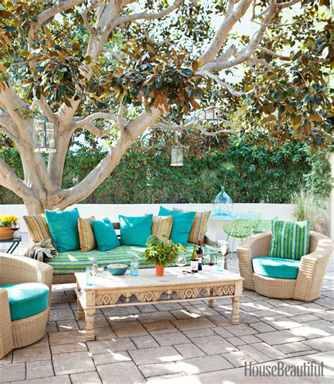 Colorful Patio Accessories Outdoor Spaces Ideas For Accessorizing Patios And Porches
