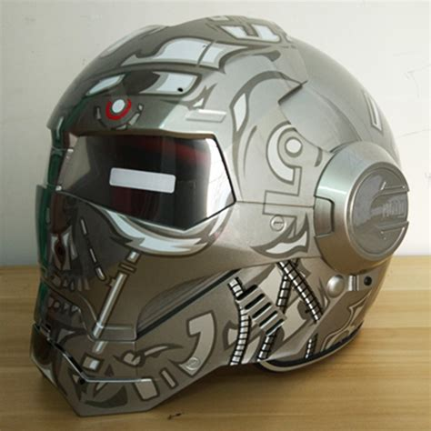 Motorrad Helm Iro by Hohe Qualit 228 T Ironman Helm Motorrad Kaufen Sie
