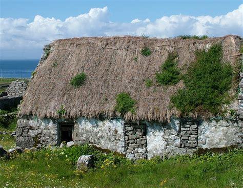 biking on inishmore island in ireland