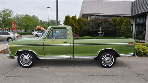 1974 Ford F100 by 1974 Ford F100 T103 1 Indianapolis 2013