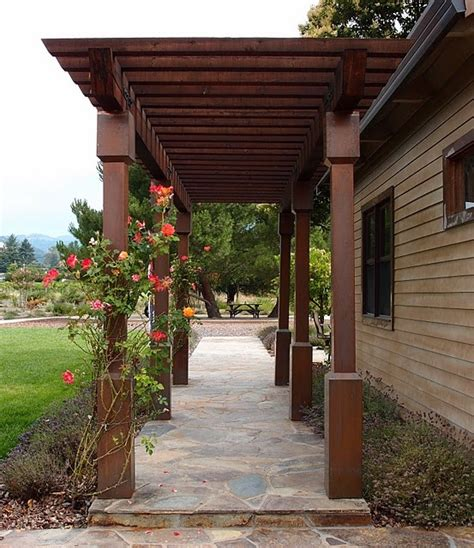 wooden rose trellis designs woodworking projects plans