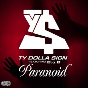 Paranoid Ty Dolla Sign Song Wikipedia Ty Dolla Sign House 2