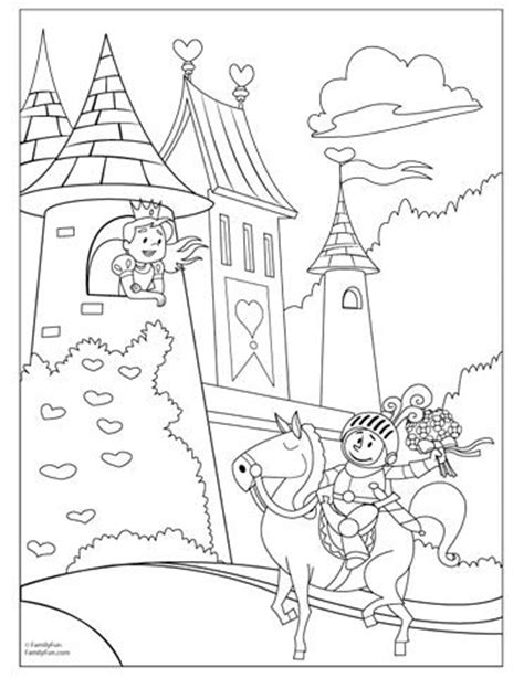 fairy tale castle coloring page springtime mickey bark recipe coloring