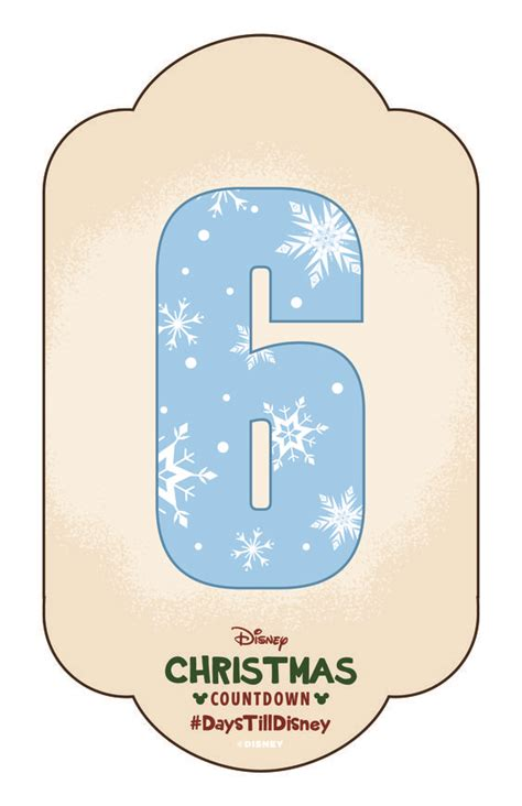 make your own countdown calendar click to learn how to create your own disney