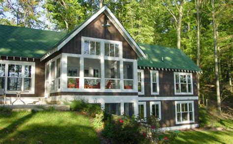 cottage floor plans with screened porch screened porch house plans endless tranquility houz buzz