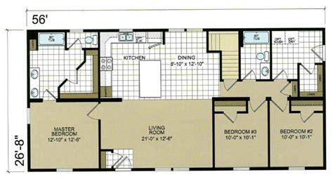 modular floor plans ranch multi sectional modular home ranch style ridgecrest