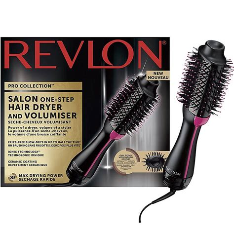 Revlon Pro Hair Dryer revlon pro collection salon one step hair dryer and