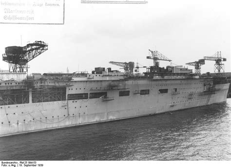 german aircraft carrier graf zeppelin age of armour