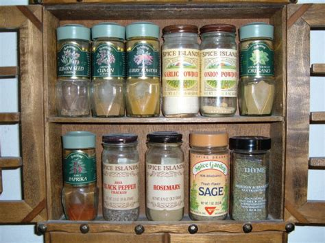 Living Herb Spice Rack image gallery herb and spice rack