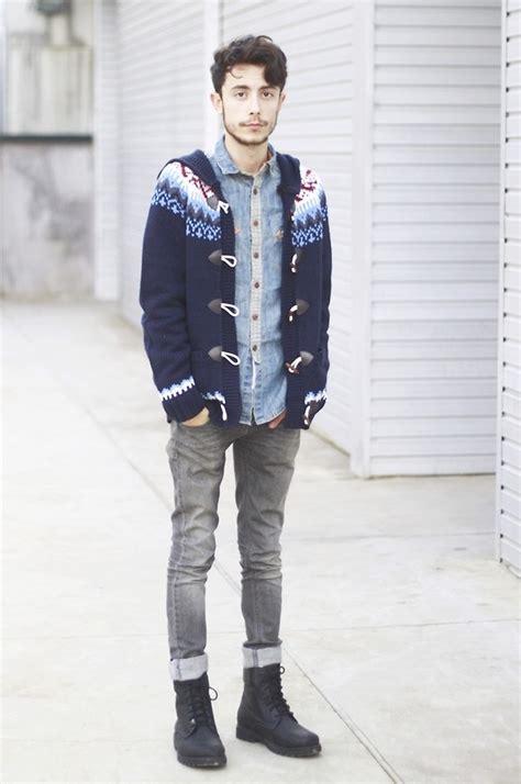 combinar botas timberland piter p suiteblanco cardigan suiteblanco shirt panama