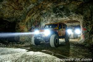 Jeep Jk Project Into The Depths A Jeep Journey Into The Reward Mine